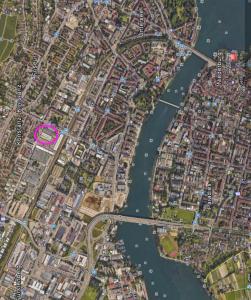 Oldtimerhalle Konstanz Lageplan
